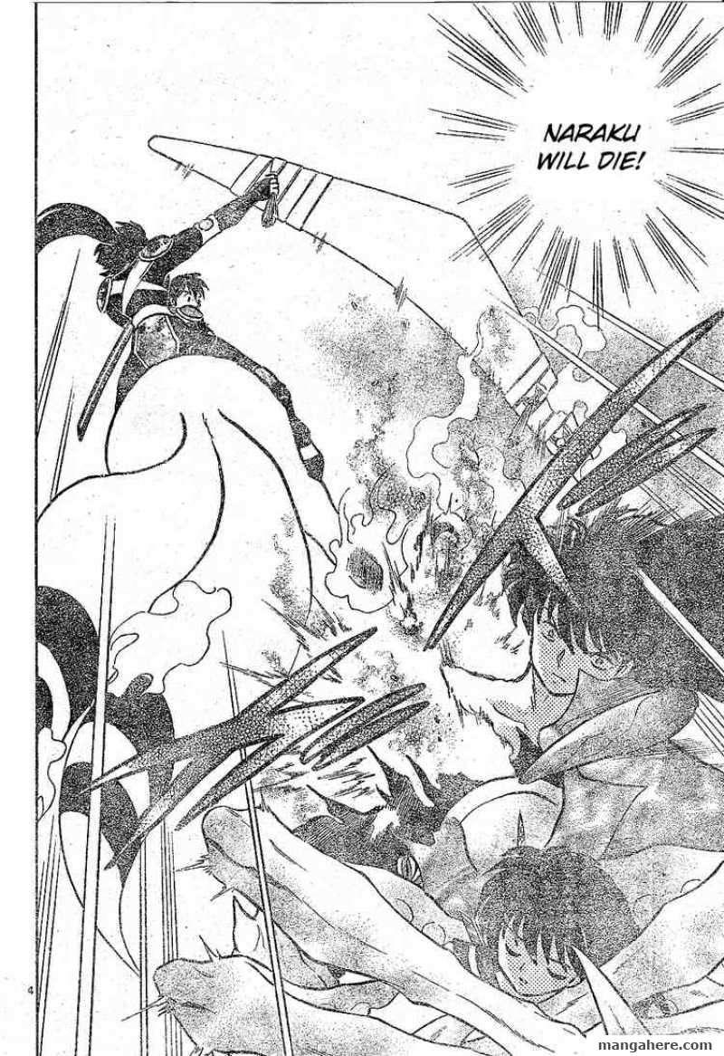 InuYasha 527 Page 4