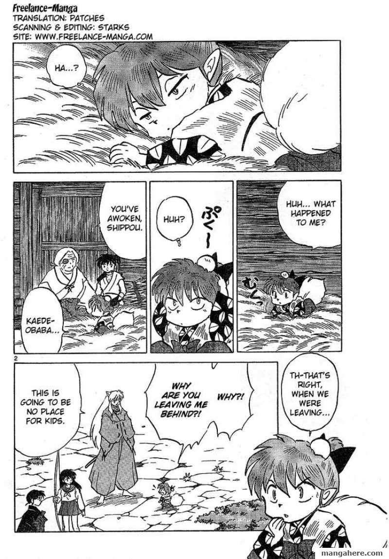InuYasha 531 Page 2