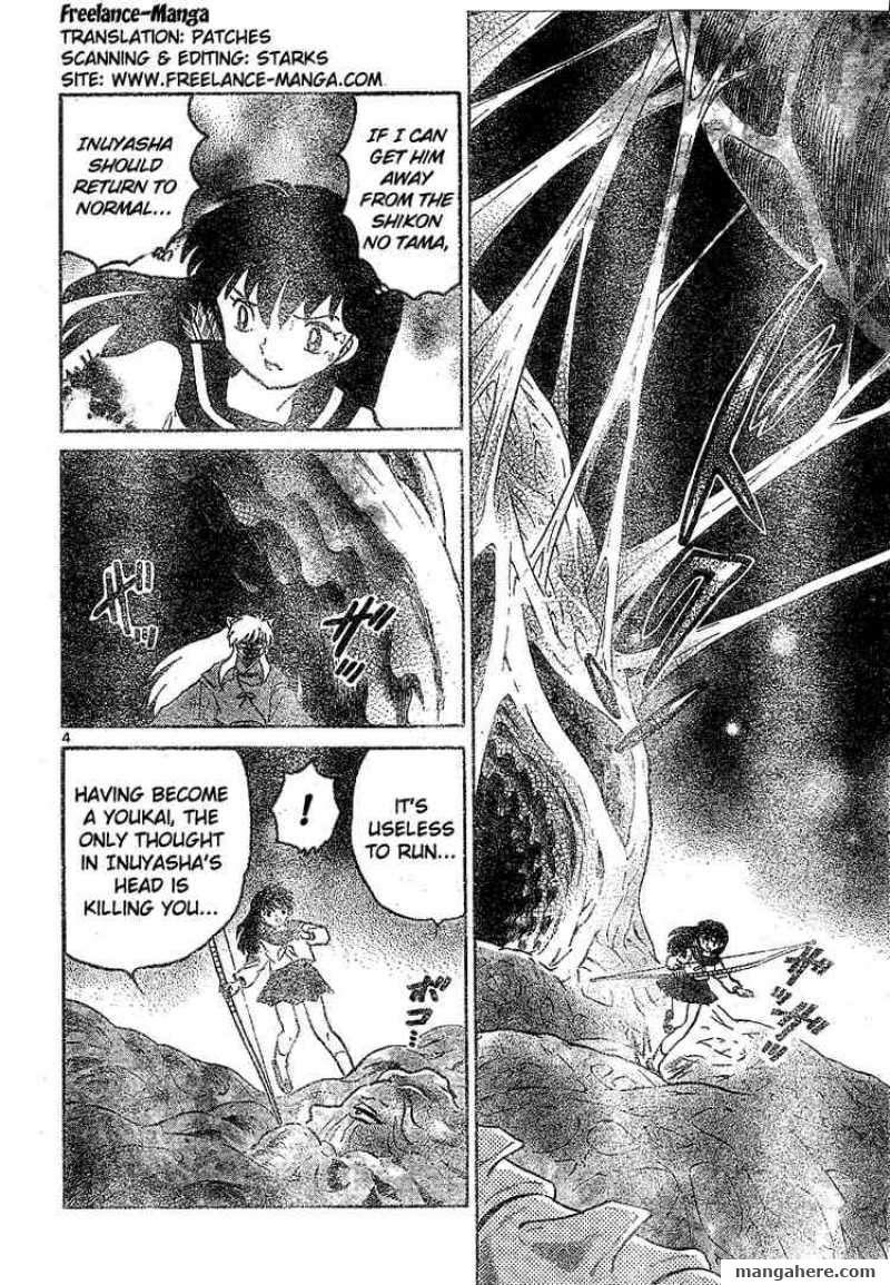 InuYasha 534 Page 4