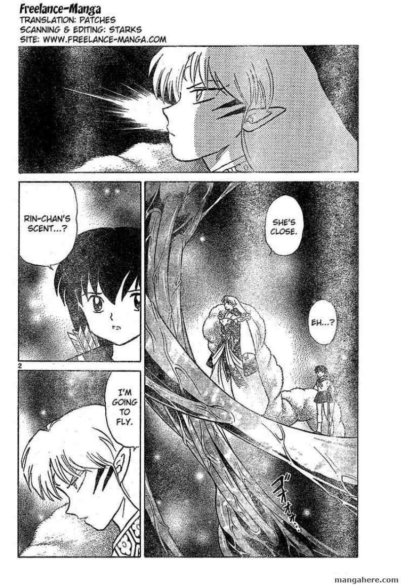 InuYasha 537 Page 2