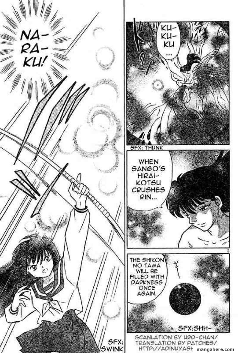 InuYasha 543 Page 3