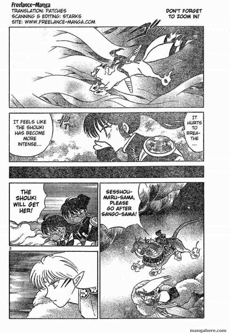 InuYasha 545 Page 2