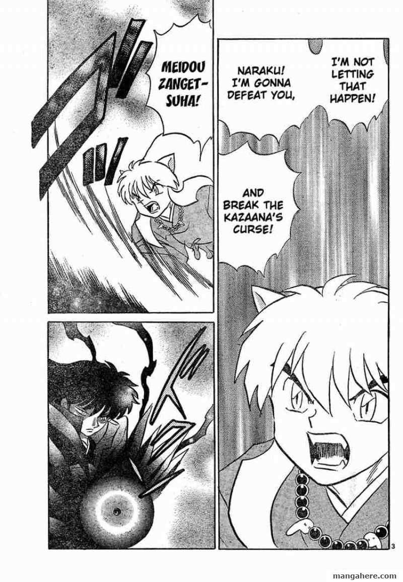 InuYasha 546 Page 3