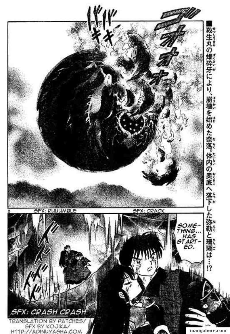 InuYasha 548 Page 2