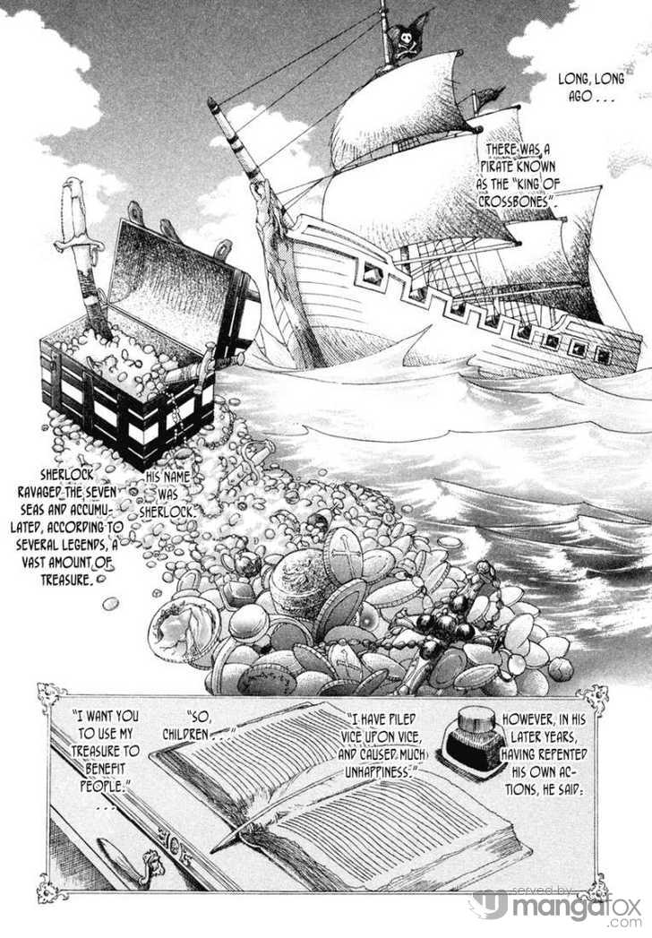 Crossbone Tanteidan 3.1 Page 1