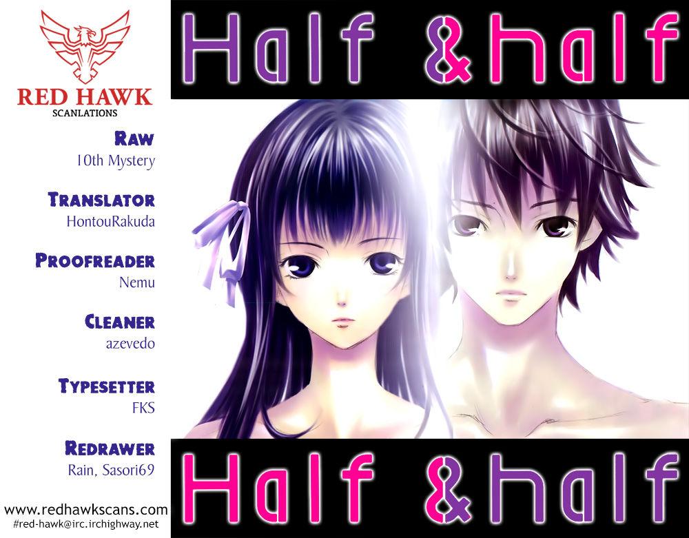 Half & Half 8 Page 1