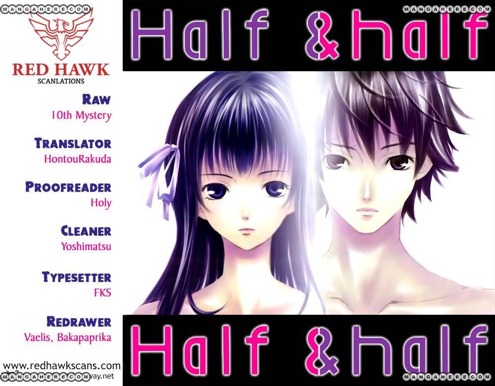 Half & Half 9 Page 1