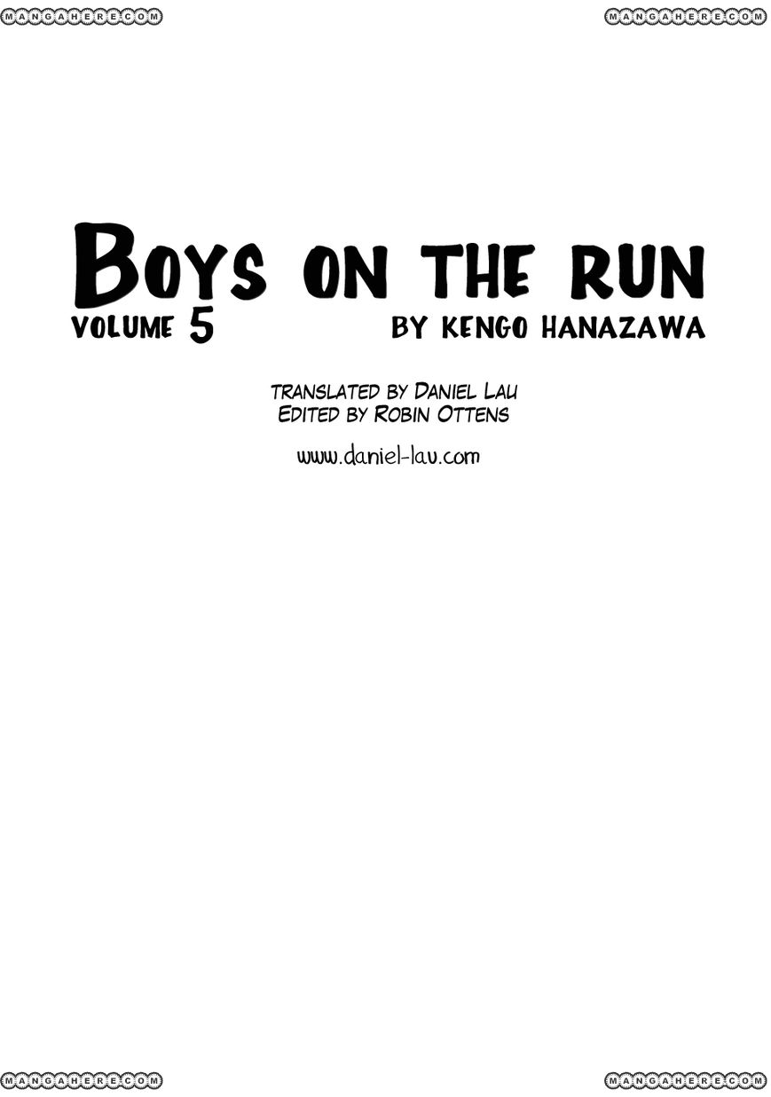 Boys on the Run 44 Page 3