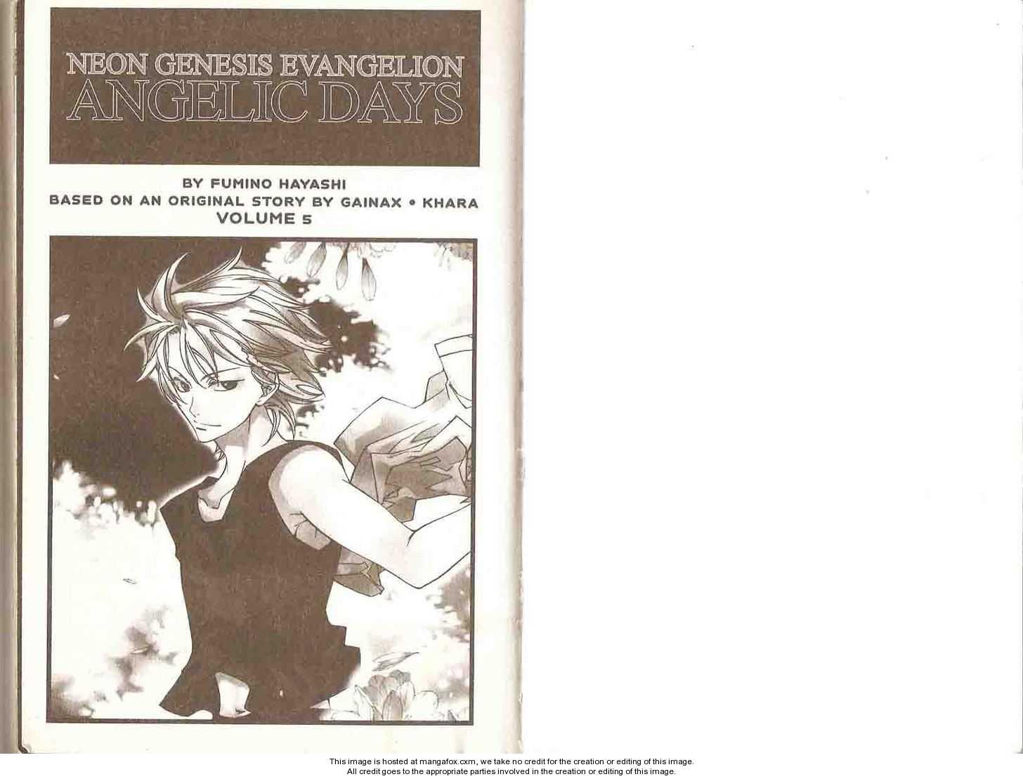 Neon Genesis Evangelion: Koutetsu no Girlfriend 2nd 18 Page 2