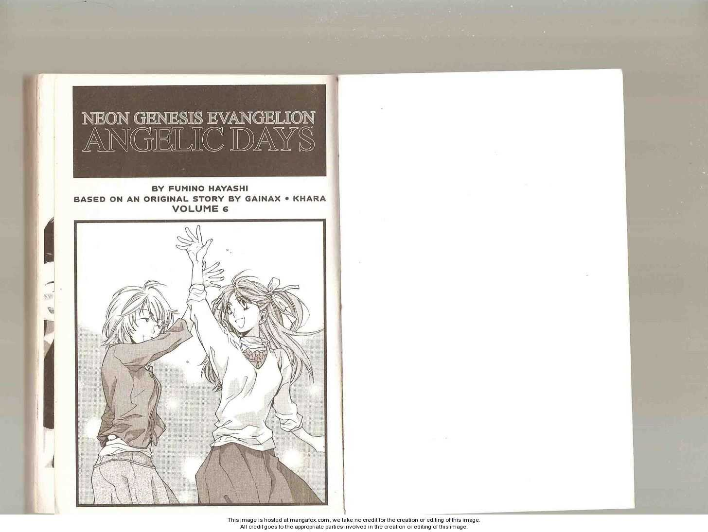 Neon Genesis Evangelion: Koutetsu no Girlfriend 2nd 1 Page 2