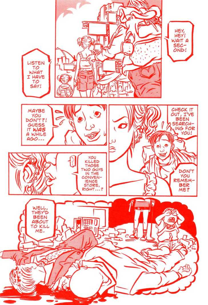Bambi and Her Pink Gun 13 Page 1