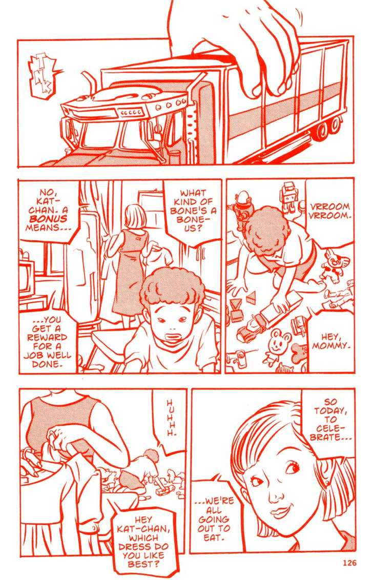 Bambi and Her Pink Gun 14 Page 2