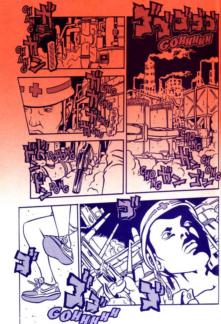Bambi and Her Pink Gun 16 Page 1