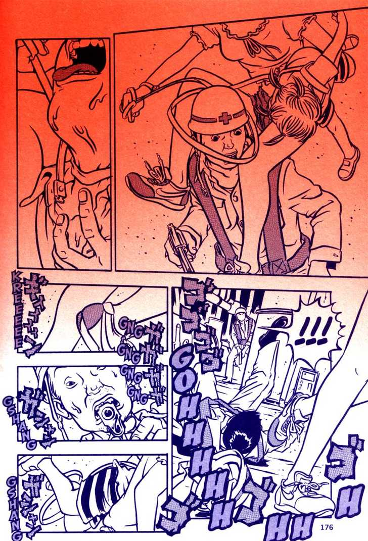 Bambi and Her Pink Gun 16 Page 2