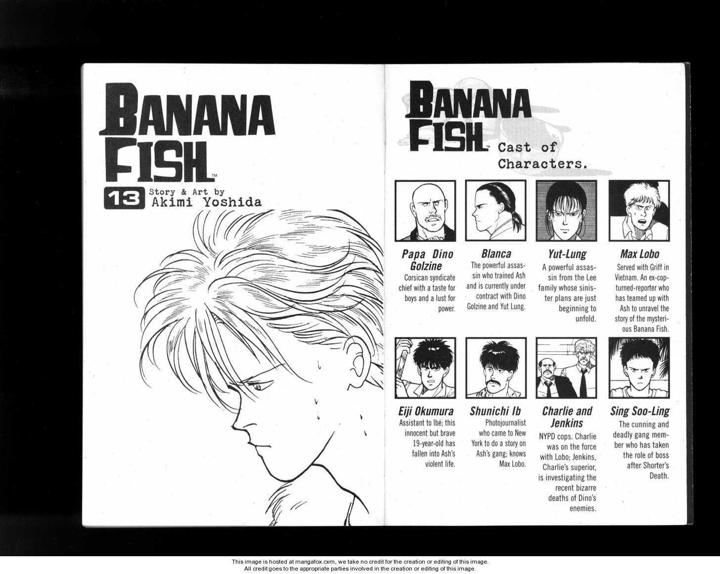 Banana Fish 1 Page 4
