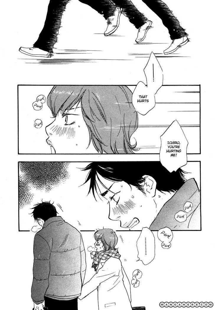 Brothers (YAMAMOTO Kotetsuko) 10 Page 2