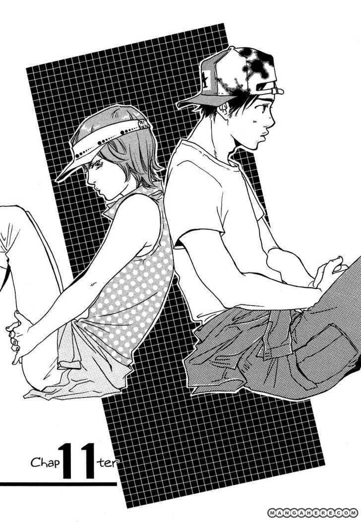 Brothers (YAMAMOTO Kotetsuko) 11 Page 1