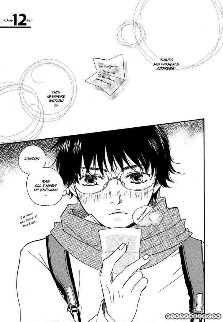 Brothers (YAMAMOTO Kotetsuko) 12 Page 1
