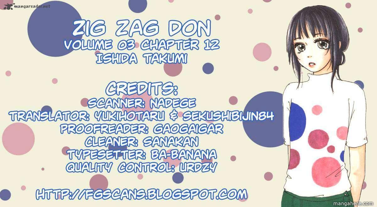 Zig Zag Don 12 Page 1