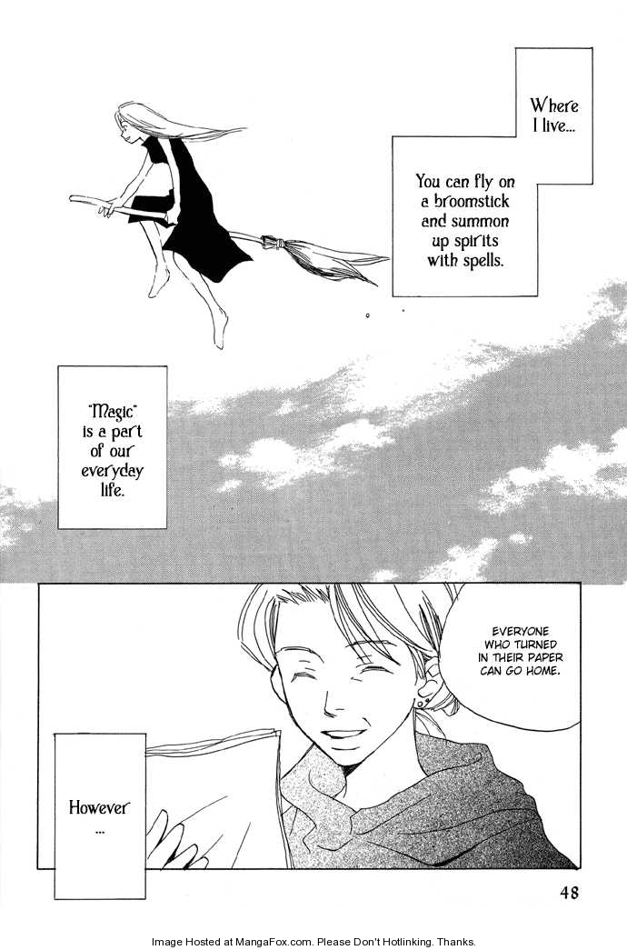 Shokugyou Tenshi 2 Page 3