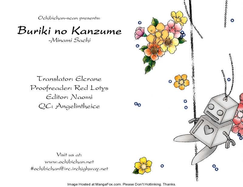 Buriki no Kanzume 1 Page 2