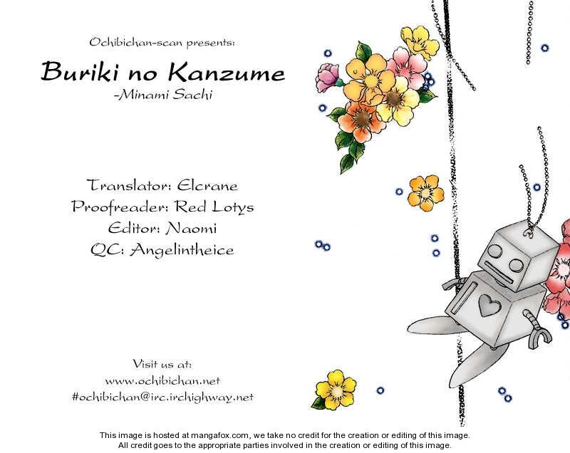 Buriki no Kanzume 5 Page 2