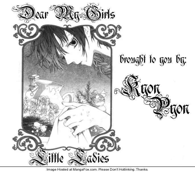 Dear My Girls 1 Page 1