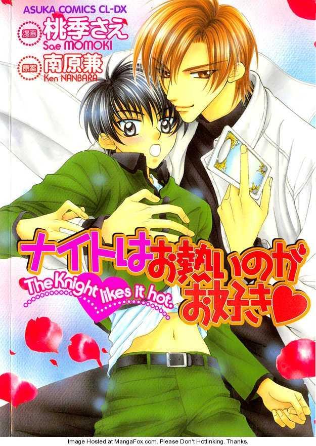 Knight wa Oatsui no ga Osuki 2 Page 3