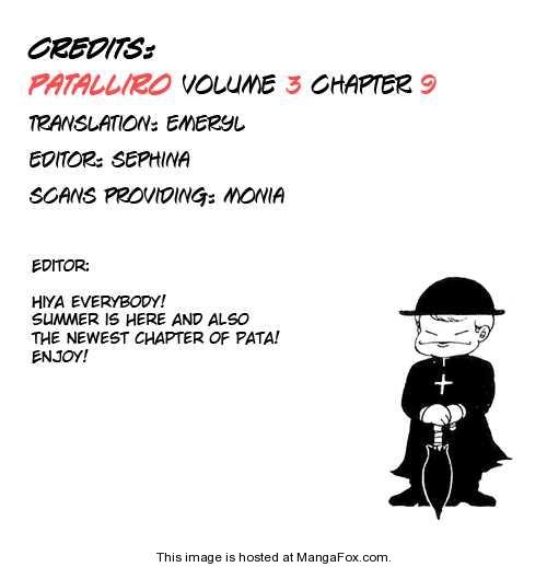 Patalliro! 9 Page 1