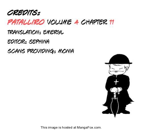 Patalliro! 11 Page 1