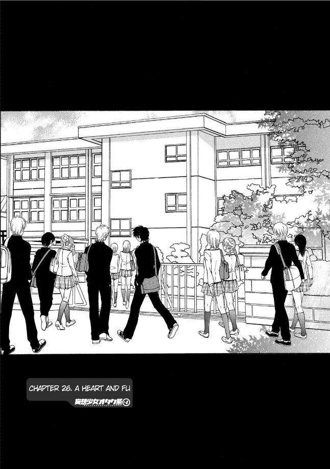 Mousou Shoujo Otakukei 26 Page 1