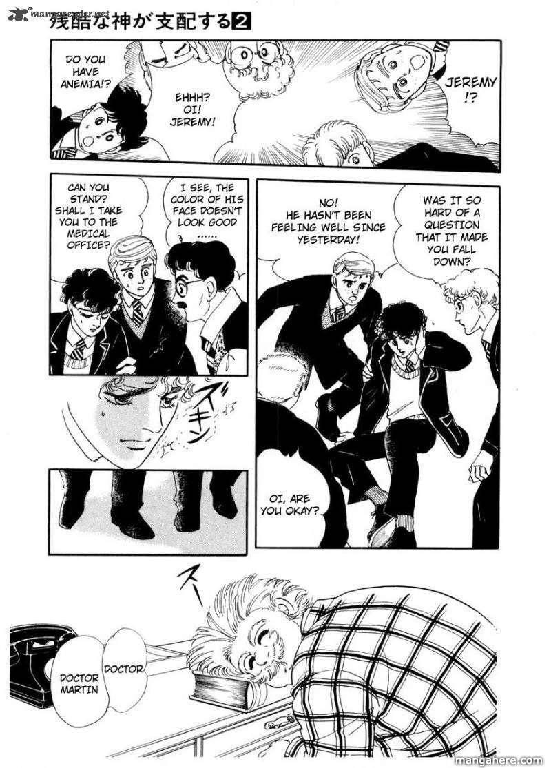 Zankoku na Kami ga Shihai Suru 8 Page 2