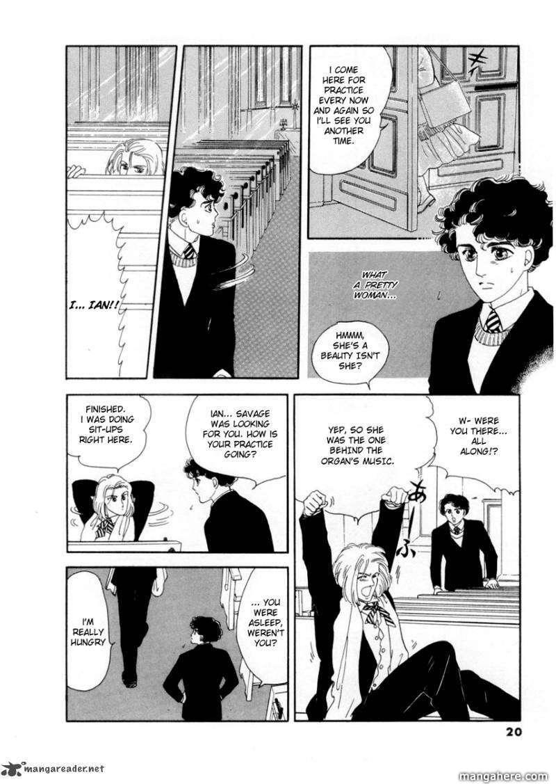 Zankoku na Kami ga Shihai Suru 17 Page 2
