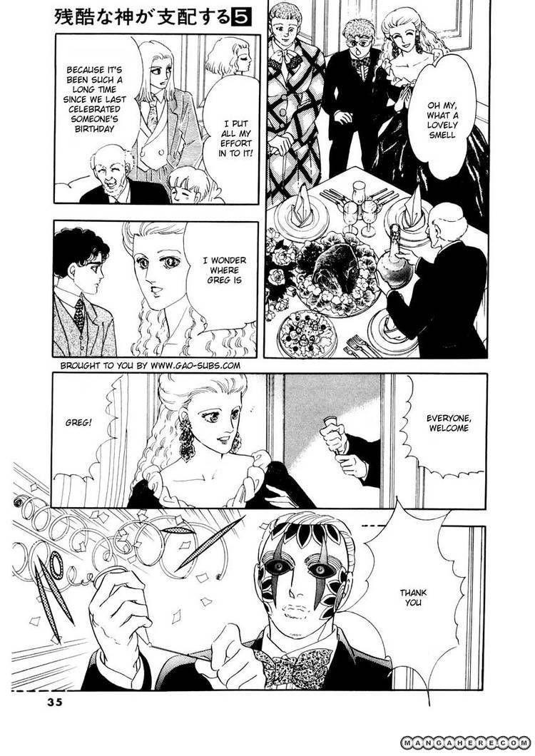 Zankoku na Kami ga Shihai Suru 28 Page 2