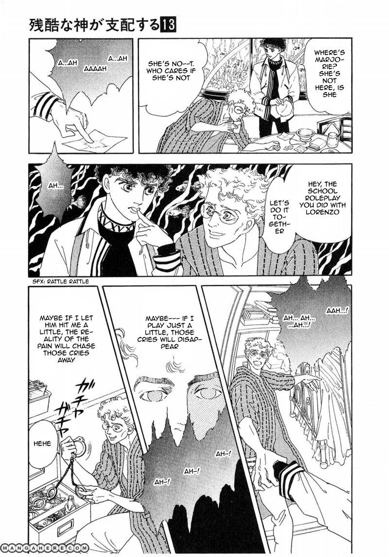 Zankoku na Kami ga Shihai Suru 70 Page 3