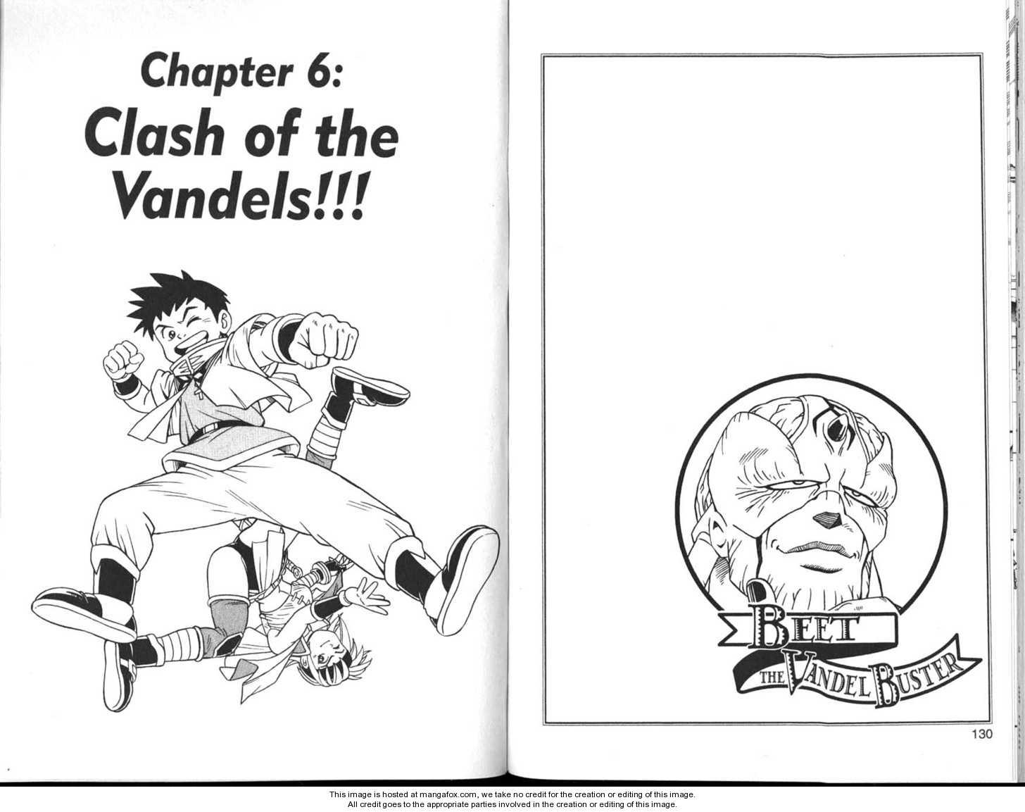 Beet the Vandel Buster 6 Page 1