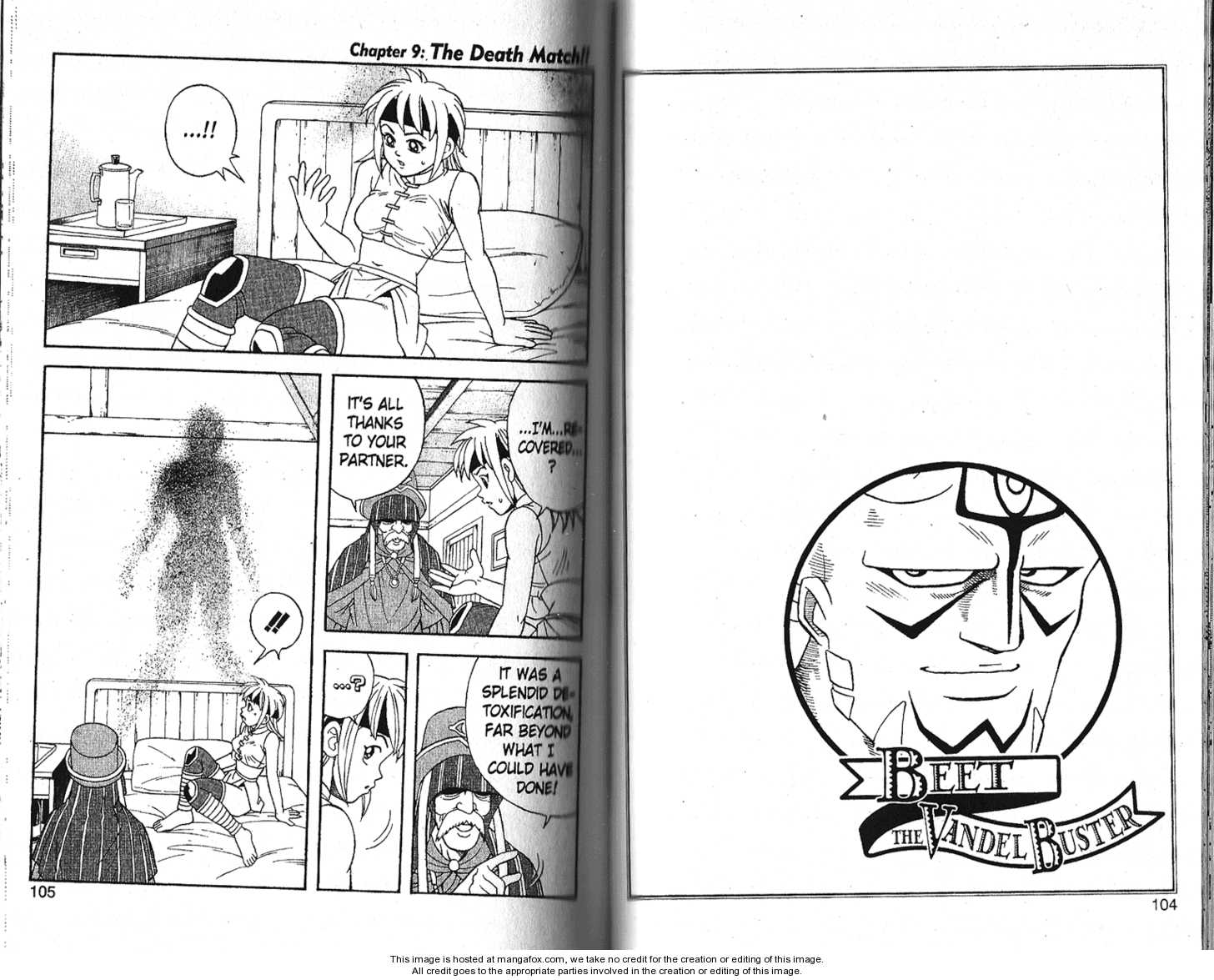 Beet the Vandel Buster 9 Page 1