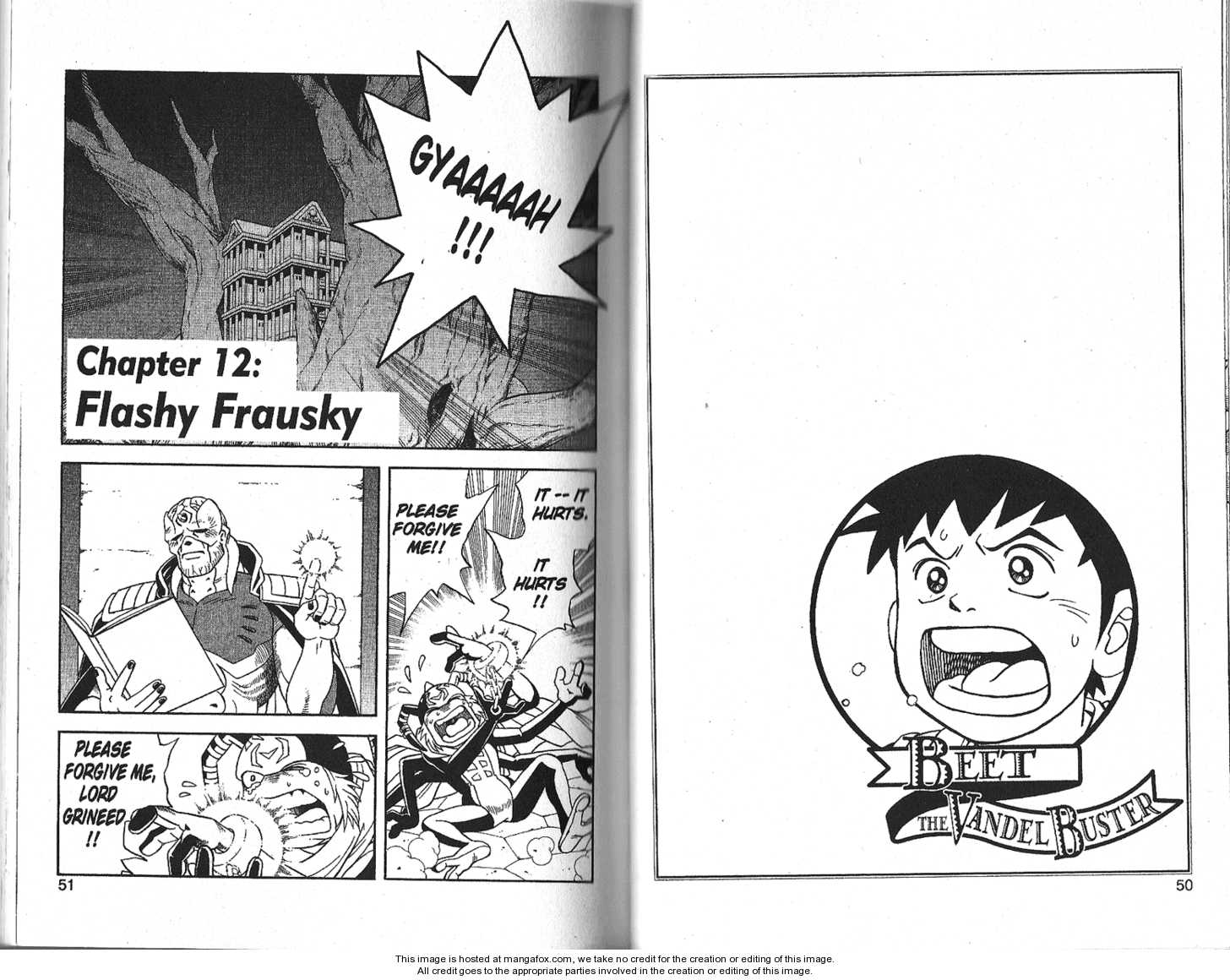 Beet the Vandel Buster 12 Page 1