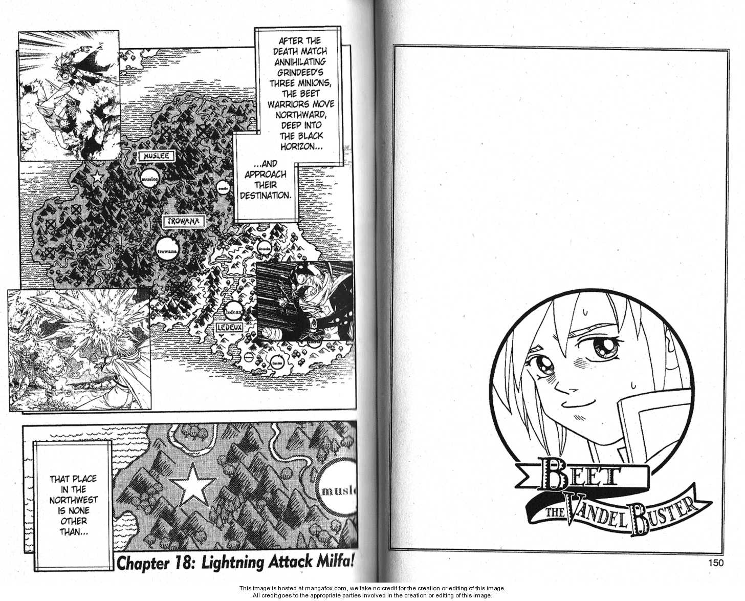 Beet the Vandel Buster 18 Page 1
