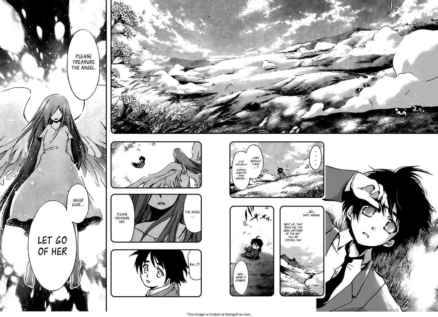 Sora no Otoshimono 2 Page 2