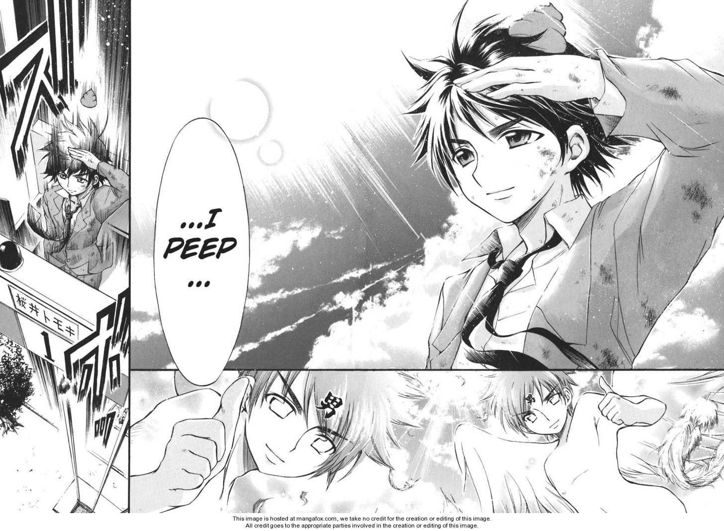 Sora no Otoshimono 26 Page 31