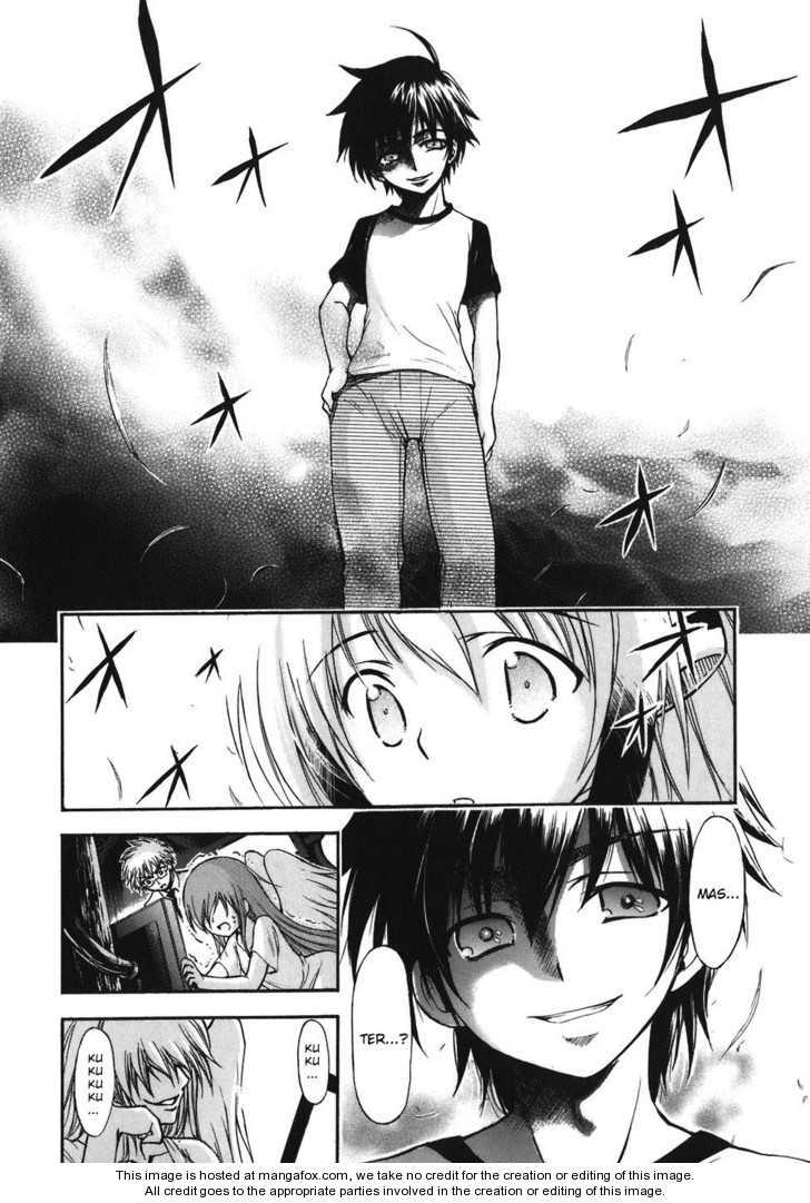 Sora no Otoshimono 30 Page 4
