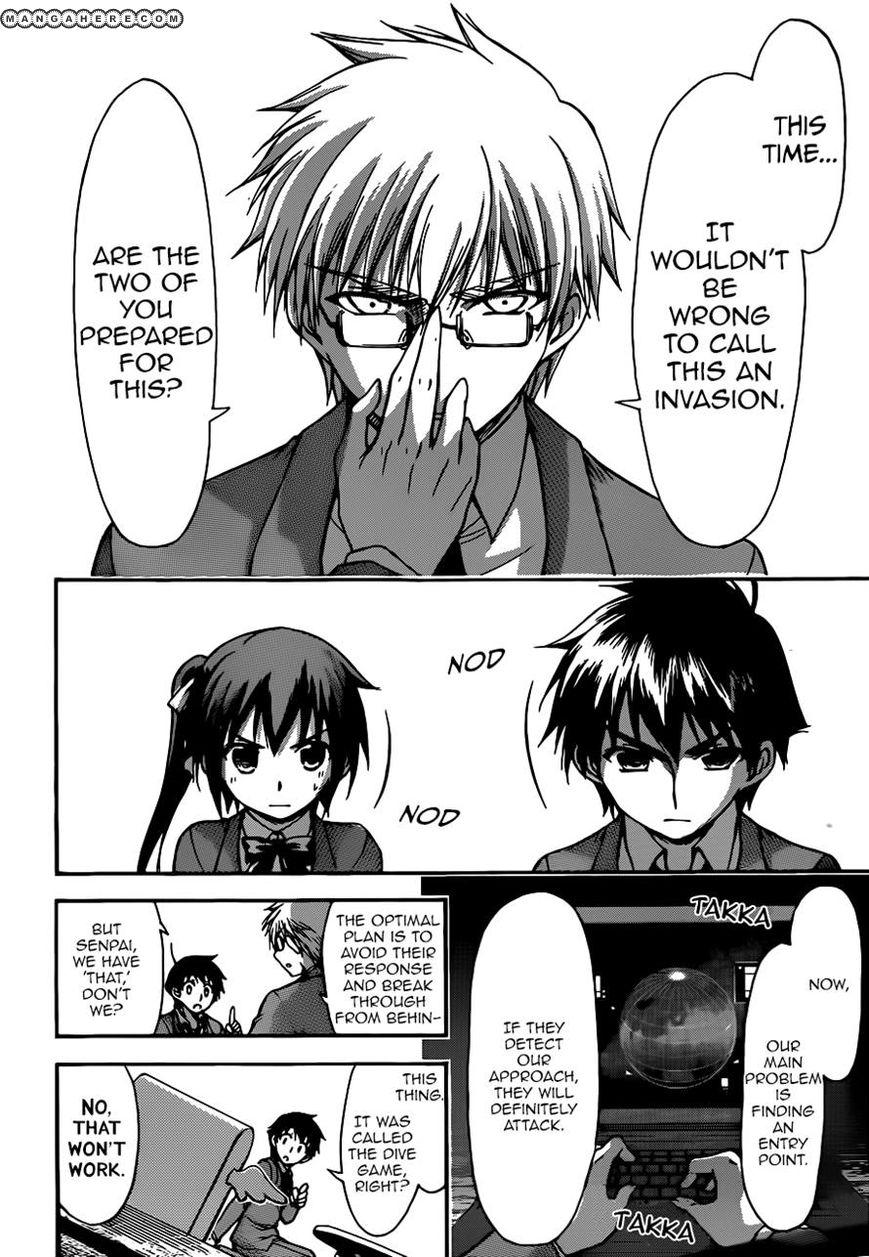 Sora no Otoshimono 68 Page 2