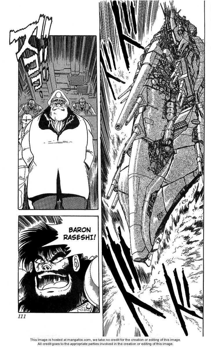 Getter Robo Go 3 Page 1