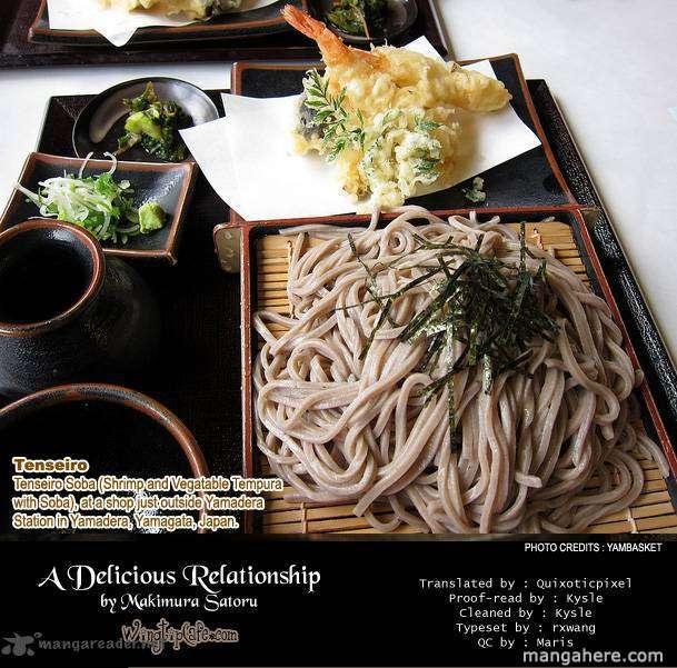 Oishii Kankei 65 Page 1