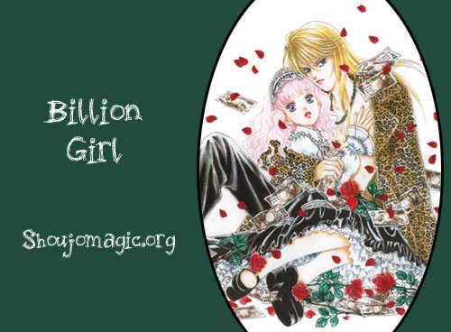 Billion Girl 7 Page 1