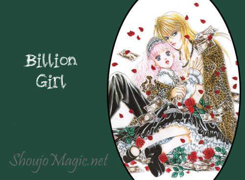 Billion Girl 10 Page 1