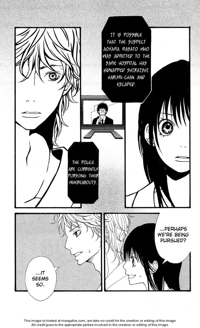 Heaven's Door (HONGOU Ranko) 3 Page 2