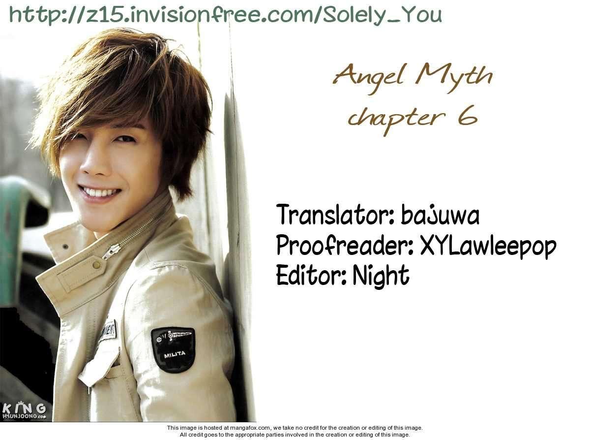 Angel Myth 6 Page 1