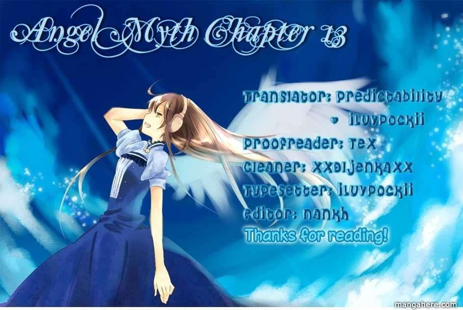 Angel Myth 13 Page 1